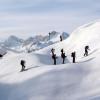 Začetni alpinistični tečaj na Komni