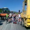 S kolesom v Pulo