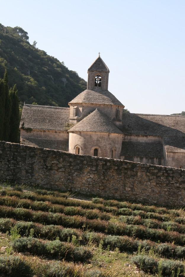 Cistercijanski samostan Abbaye de Senanque