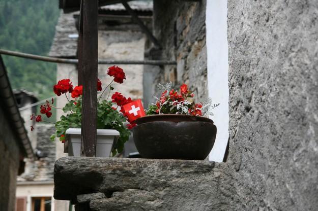 Potovanje Ticino Švica