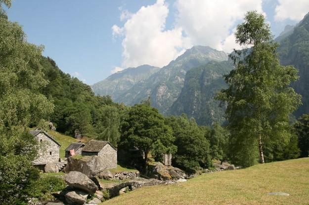 Potovanje Ticino Švica - Puntid